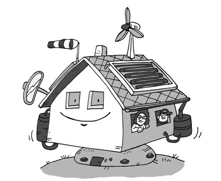 renewable energy - home